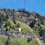 Sandia Peak Tramway ภาพถ่าย
