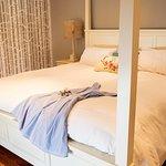 Your romantic escape: The Woodstocker room!