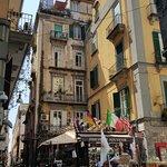 Spaccanapoli ภาพถ่าย