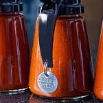 Signature BBQ Sauces: Peacefully Dead, Dead End Red, Gratefully Dead