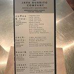 Photo de Java Burrito Co