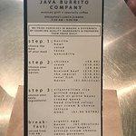 Java Burrito Company Foto