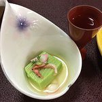 10 course kaiseki dinner booked with the room