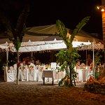 Wedding on Anse Mamin Beach