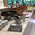 The Zeppelin Restaurant at Amari Don Muang hotel