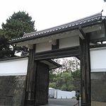 2018.5.30(木)☁高麗門(こうらいもん)門前☺