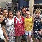 In the Healdsburg bakery