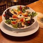 Salada de Frango - chicken salad