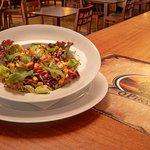 Salada Simples; Simple Salad;