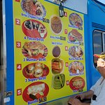 Picture menu makes ordering easy