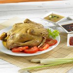 Try out our Tasty, Tender and Juicy Baked Salted Chicken
