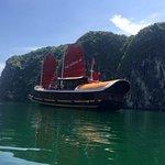 Catba Sailing Junks