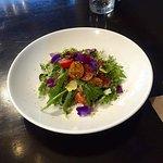 Beef Dukkah salad