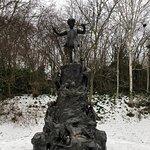 Peter Pan Statue in Hyde Park