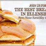 Best breakfast in Ellensburg