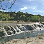 Waterfall at Bull Creek