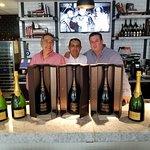 Silverseas Cruises - Krug Champagne event