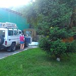 Kiev Campsite Chayka Guests | Christian | Germany | Land Cruiser Expedition