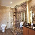Luxury Bathroom in the President Suite