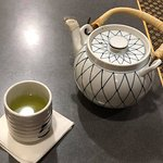 Japanese Hot Tea ($2.25)