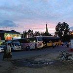 Aung Min Ga Lar Bus Station