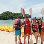 Go to kayaking