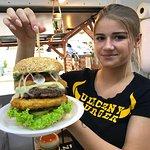 Uliczny burger