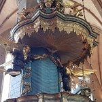 Linkoping Cathedral ภาพถ่าย
