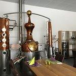 """Destillieranlage im """"Gudd Gess"""""""