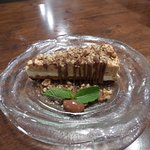 The Snickers pie - to die for!!