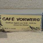 Foto van Cafe Vorwerg