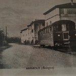"""quando ancora il trenino collegava Bologna alla """"bassa bolognese"""""""