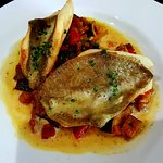 well-cooked john dory