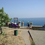 One Day at Uluwatu Temple with clients from Myanmar