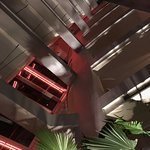 The 15th floor conservatory - great architecture