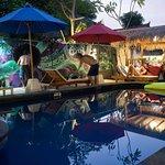 Woodstock Gili - Garden Bungalows ภาพถ่าย
