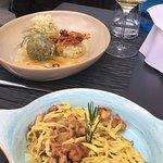 Restaurant Rosengarten Foto