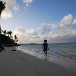 Emeraude Beach Attitude Photo
