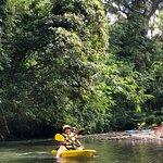 beautiful Landak river