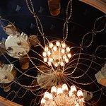 天井のミラー