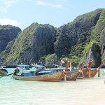 ภาพถ่ายของ เกาะพีพีเล