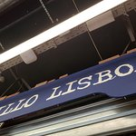 Mercadillo Lisboa in supermarket.