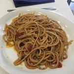 Spaghetti cetarese
