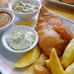Ảnh về Union Jacks Fish & Chips