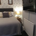 Room 1 ground floor double with ensuite shower room