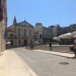 Corfu Old Town ภาพถ่าย