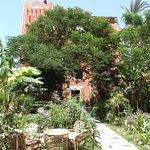 jardins et espaces de restauration