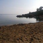 Strand, Wasser glasklar