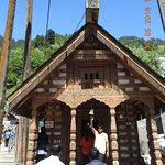 Lord Shiva temple near Vashisht