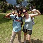 Muchas gracias Riasa por tu forma de ser y por ayudarnos a descubrir Bali!